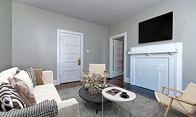 Living Room, 265 S Highland St, 0