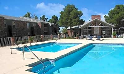 Pool, Whispering Pines, 0