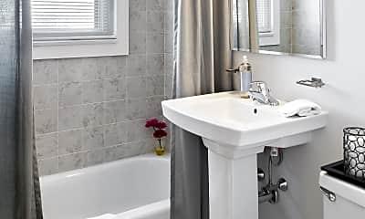 Bathroom, Brandywyne Village, 2