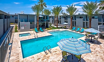Pool, GC Square Furnished Apartments, 0