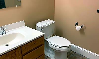 Bathroom, 7707 N Fiske Ave., 2