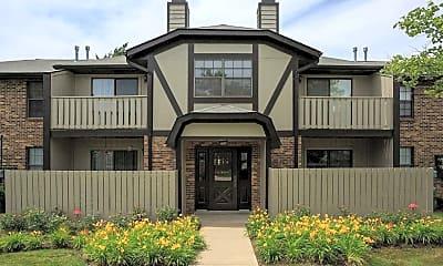 Building, Cedar Lakes, 1