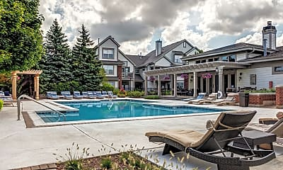 Pool, The Aventine at Oakhurst North, 0