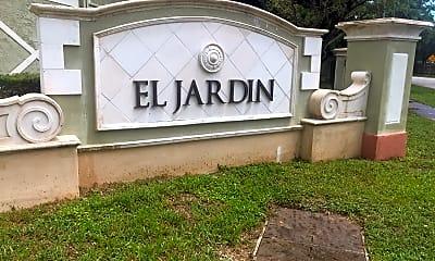 El Jardin, 1