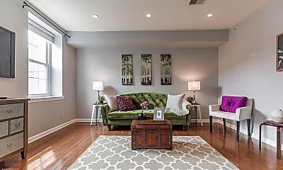 Living Room, 137 S 2nd St, 1
