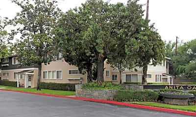 Building, Anita Oaks, 2