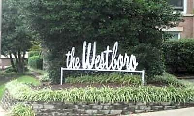 Community Signage, Westboro, 2