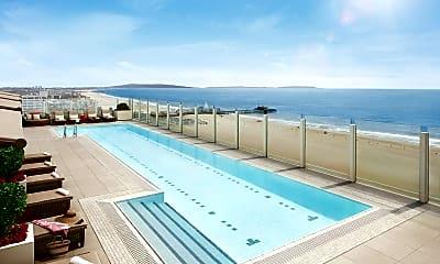 Pool, 1221 Ocean Avenue, 1