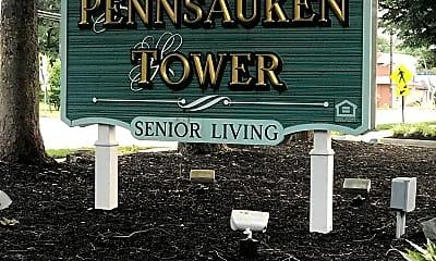 Pennsauken Tower, 1