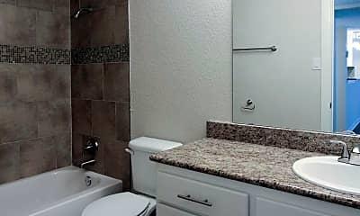 Bathroom, Montabella Apartments, 2