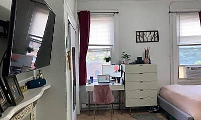 Bedroom, 2037 Christian St, 2