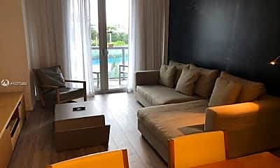 Living Room, 2602 E Hallandale Beach Blvd R504AB, 1
