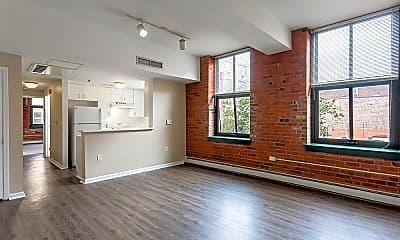Ninth Square Apartments, 1