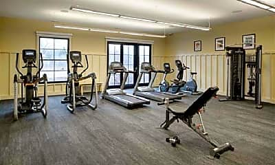 Fitness Weight Room, 145 Morris Ln, 2