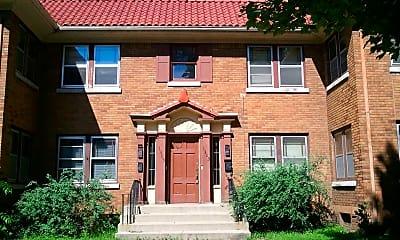 Building, 1303 Parmele St, 0