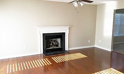 Living Room, 11618 English Oak Lane, 1