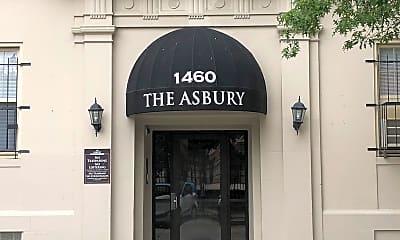 The Asbury Apartments, 1