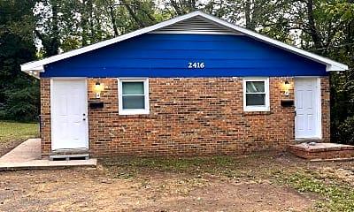 Building, 2416 Owen St, 1