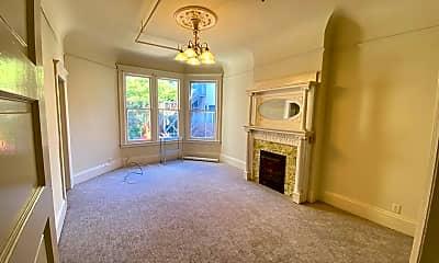 Living Room, 1124-1128 Fell St., 0