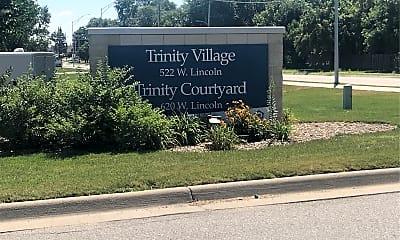 Trinity Courtyard, 1