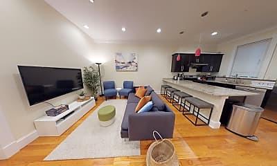 Living Room, 207 Harvard St, 0