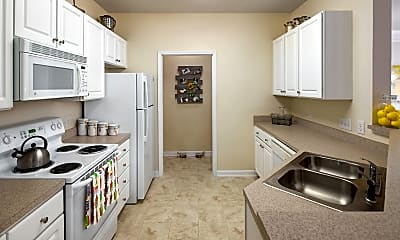 Kitchen, Abberly Place at White Oak Crossing, 1