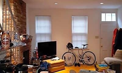 Living Room, 2134 Naudain Street, 1