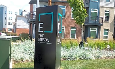 The Edison at Gordon Square, 1