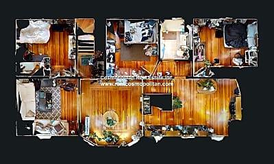Bedroom, 17 Bradbury Ave, 2