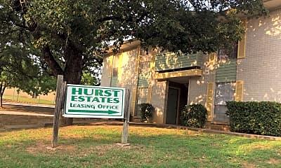 Hurst Estates, 1