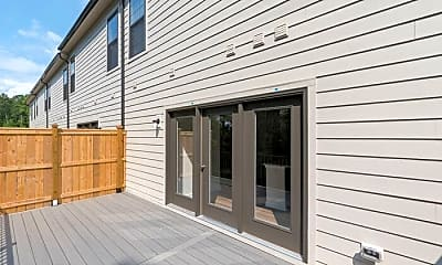 Patio / Deck, 1109 Broad Hill Trace, 2
