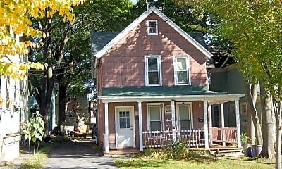 Building, 715 S Beech St, 1