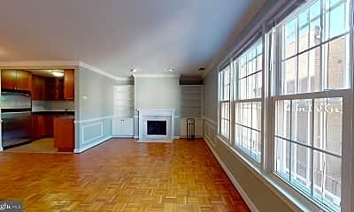 Living Room, 1803 T St NW B, 0