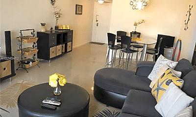 Dining Room, 500 Three Islands Boulevard, 0
