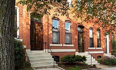 Building, 1711 Bolton St, 0