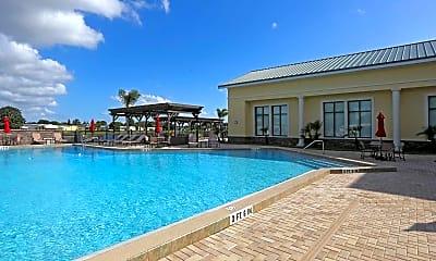 Pool, Gulfstream Harbor, 0
