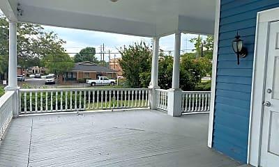 Patio / Deck, 1873 Hardeman Ave, 1