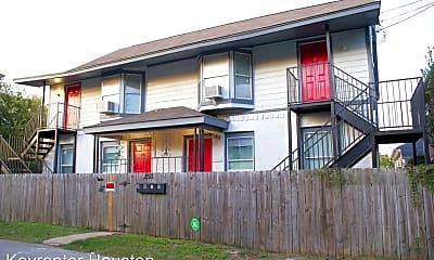 Building, 2511 Rosalie St, 1