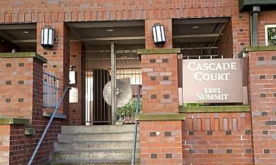 Cascade Court Apartments, 1