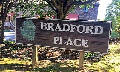 Community Signage, 1201 Buffalo St, 1