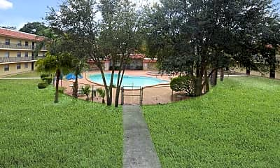 Pool, Rogers Square Apartments, 2