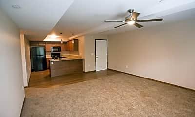 Living Room, 1375 N Dodge St, 1