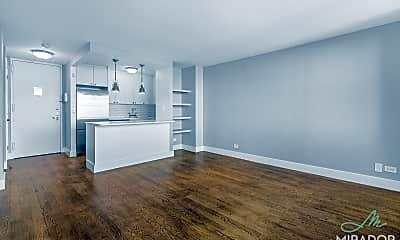Living Room, 330 E 39th St 5E, 0