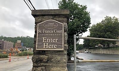 St Francis Court Apts, 1