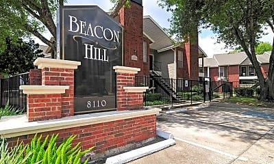 Community Signage, Beacon Hill, 2