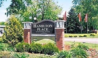 Landscaping, Hamilton Place, 2