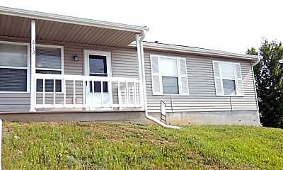 Building, 3612 NE 72nd St., 1
