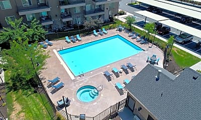 Pool, Legacy Crossing Apartments, 2