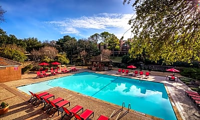 Pool, Las Colinas Heights, 2