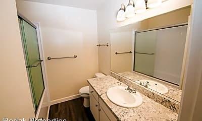 Bathroom, Alhambra Gardens Apartments, 1